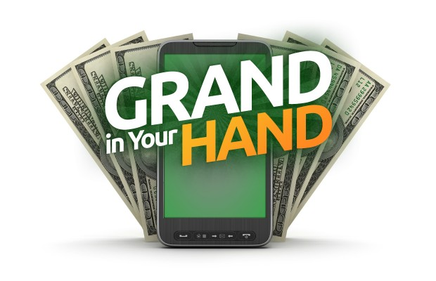 Grand In Your Hand Official Rules