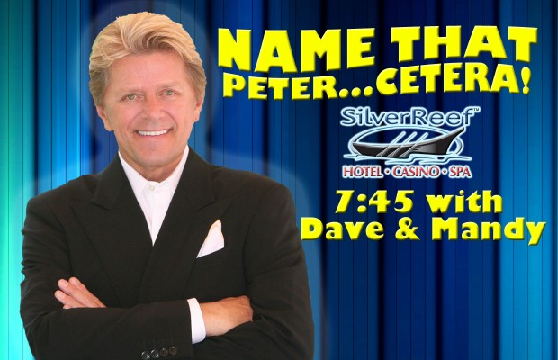 Name That Peter…Cetera MATERIAL TERMS