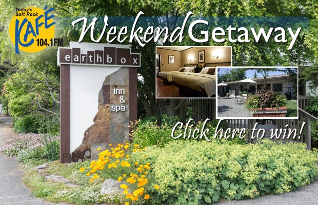 KAFE Weekend Getaway – Earthbox Inn & Spa