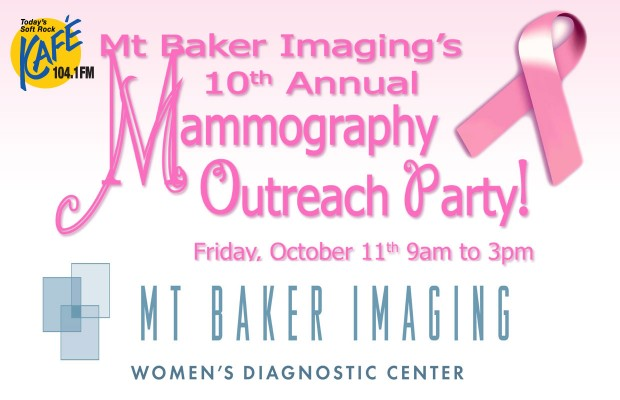 10th Annual Mammography Outreach Party