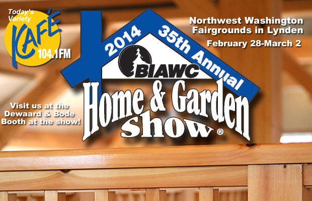 Whatcom Home & Garden Show MATERIAL TERMS
