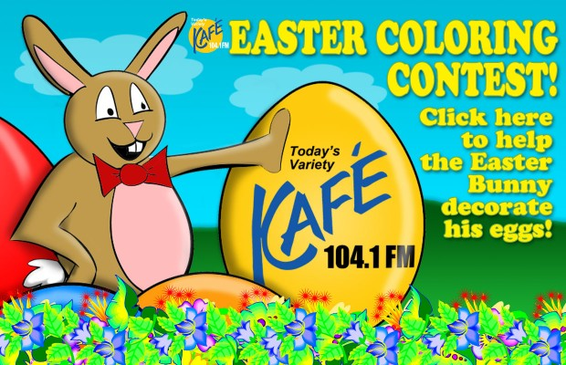Paint the Easter Bunny