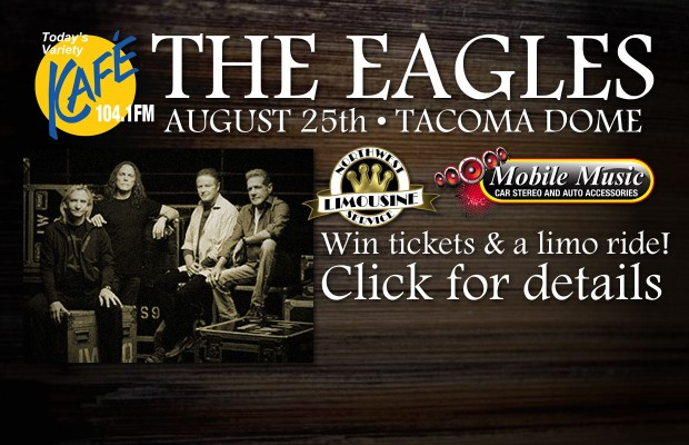 Win Tickets to see The Eagles!