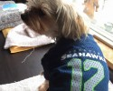 12 shirt for the pooch